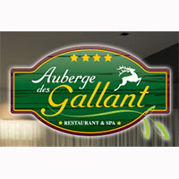Le Restaurant Auberge Des Gallant à Sainte-Marthe