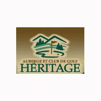 Le Restaurant Auberge Et Club De Golf Héritage - Clubs Et Terrains De Golf