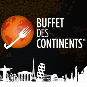 Buffet Des Continents - Promotions & Rabais - Buffet