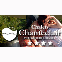 Chalets Chanteclair Resort - Promotions & Rabais - SPA - Relais Détente