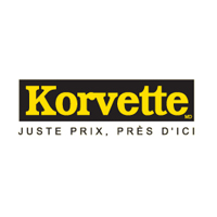 Le Magasin Korvette Store à Laurier-Station