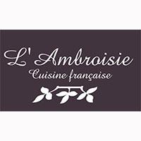 Le Restaurant L&Rsquo;Ambroisie Cuisine Française - Salles Banquets - Réceptions