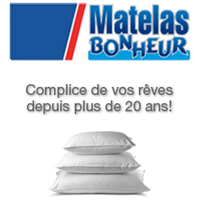 Circulaire Matelas Bonheur Circulaire - Catalogue - Flyer - Pierrefonds-roxboro