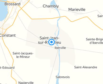 Home Dépôt Saint-Jean-Sur-Richelieu