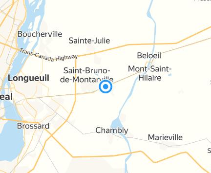 McDonald'S Saint-Basile-Le-Grand
