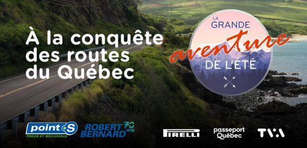 Concours à La Conquête Des Routes Du Québec!