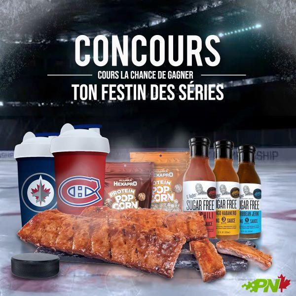 Concours Gagne Ton Festin Des Séries!