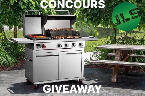 Concours Gagnez Ce Magnifique Barbecue Pour Vos Grillades Cet été!