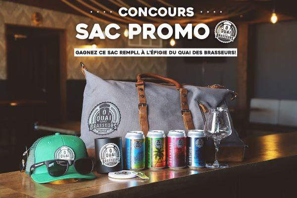 Concours Gagnez Ce Magnifique Sac De Voyage Rempli De Bières Et D