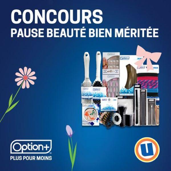 Concours Gagnez L'un Des Paniers Cadeaux Option+ D'une Valeur Approximative De 88$!