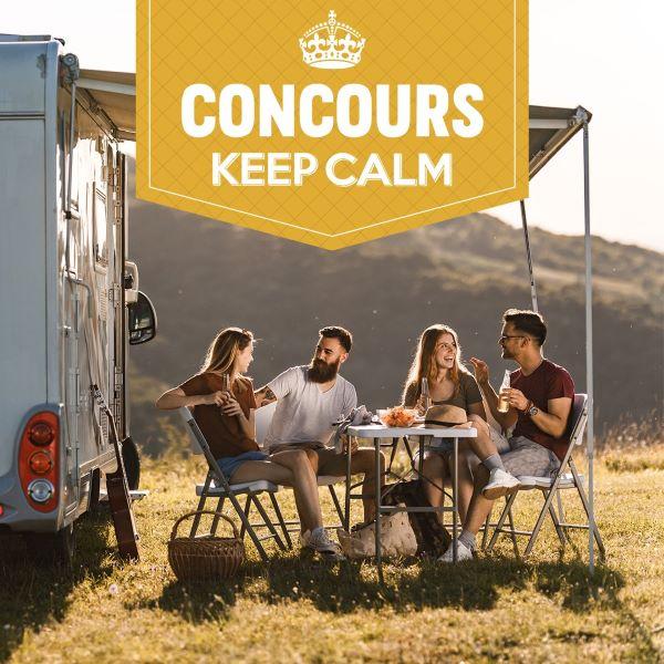 Concours Gagnez Un Assortiment De 3 Bouteilles Keep Calm!