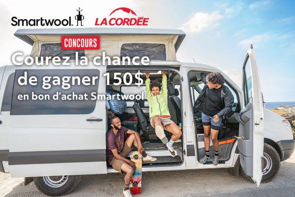 Concours Gagnez Un Bon D'achat Smartwool Canada D
