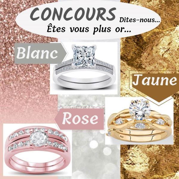 Concours Gagnez Un Certificat Cadeau Bijoux Escargot D'une Valeur De $100!