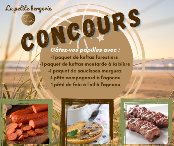 Concours Gagnez Un Délicieux Panier De Produits Offerts Par La Petite Bergerie!