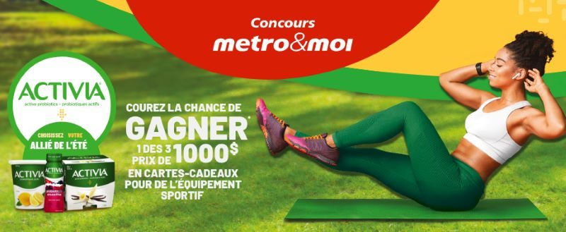 Concours Gagnez Un Des 3 Prix De 1000$ En Cartes Cadeaux Pour De L