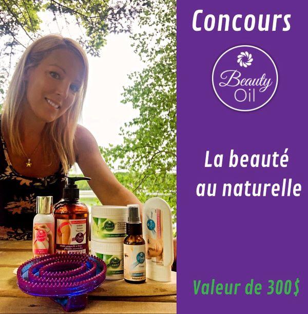 Concours Gagnez Un Kit Beau T D