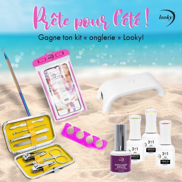 Concours Gagnez Un Kit Pour Ongles Offert Par Elle R Cosmétiques!