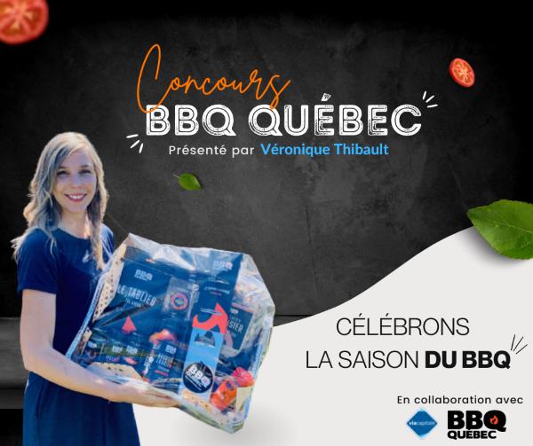 Concours Gagnez Un Panier Cadeau Pour La Saison Du Bbq!
