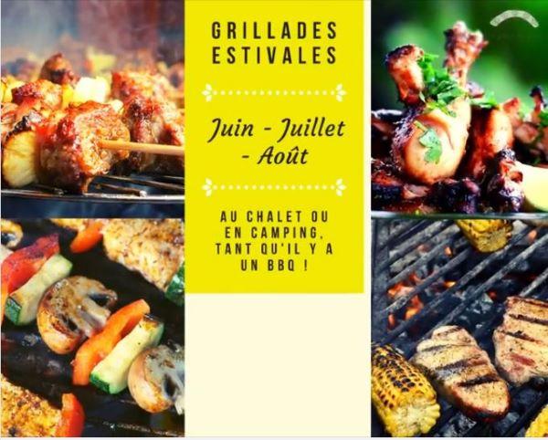 Concours Gagnez Votre Repas De Grillades, Livré à Votre Table!