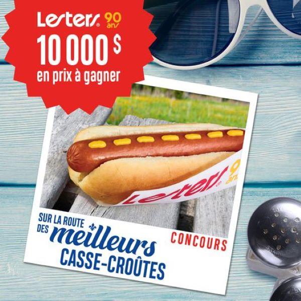 Concours Sur La Route Des Meilleurs Casse Croûtes!