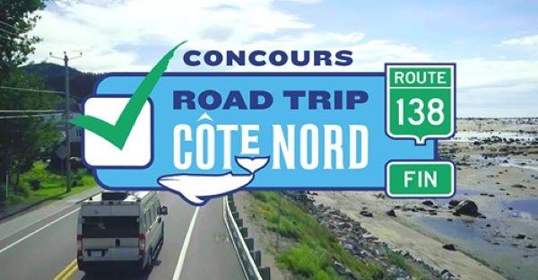 Concours Vos Coups De Cœur – Road Trip Côte Nord!