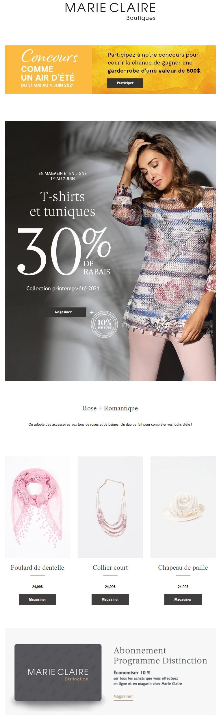 Dès Maintenant : 30% Sur Les T Shirts Et Tuniques