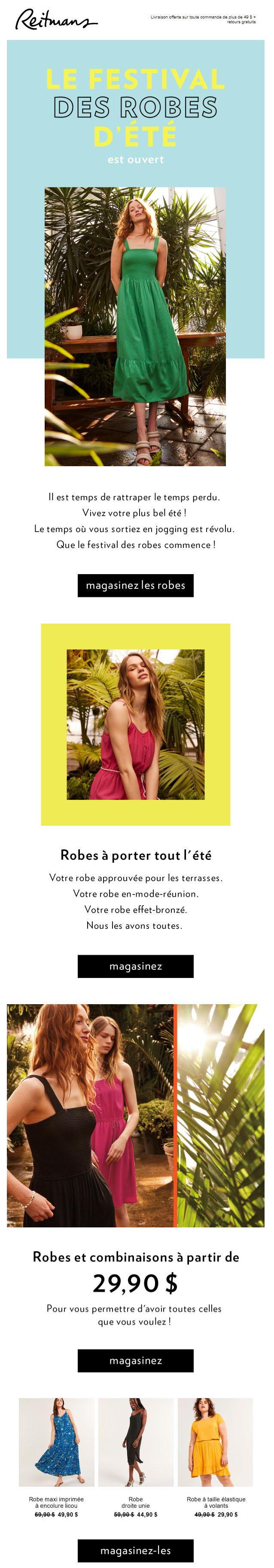 Le Festival Des Robes D
