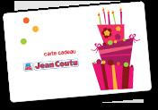 Carte Cadeau Jean Coutu Anniversaire