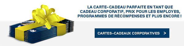 Carte Cadeau Rona Corporatif