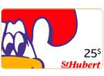 Carte Cadeau St Hubert