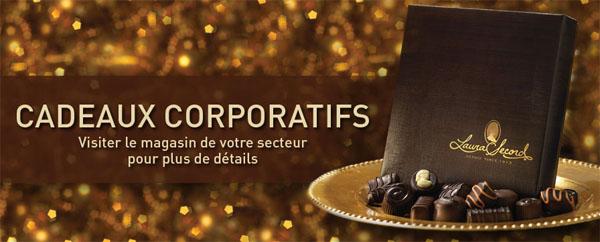 Circulaire Laura Secord Cadeaux Corporatifs