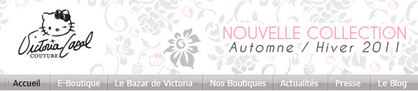 Circulaire Victoria Couture En Ligne