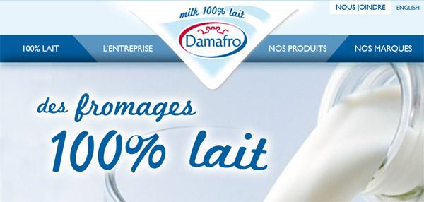 Damafro Fromages En Ligne