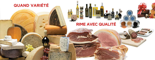 Fromagerie Des Nations Charcuterie