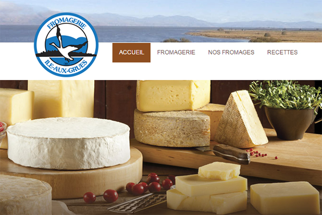 Fromagerie île Aux Grues
