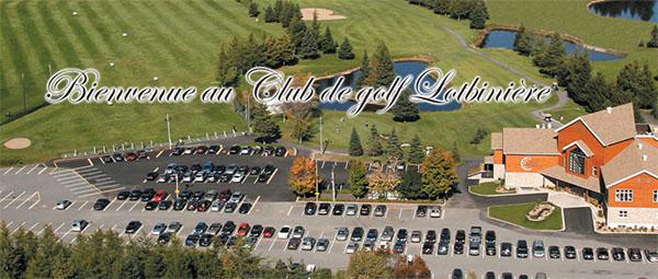 Golf Lotbinière