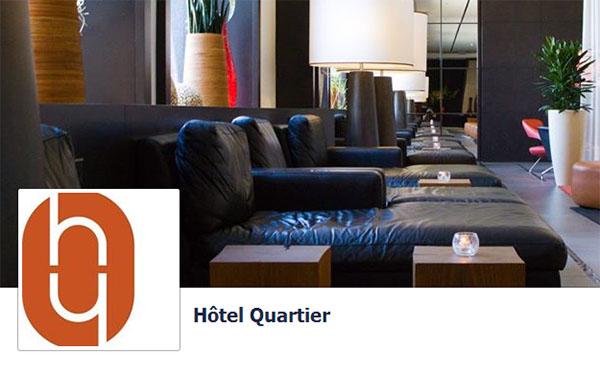 H tel quartier echantillons quebec gratuits for Site hotel en ligne