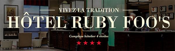Hôtel Ruby Foo
