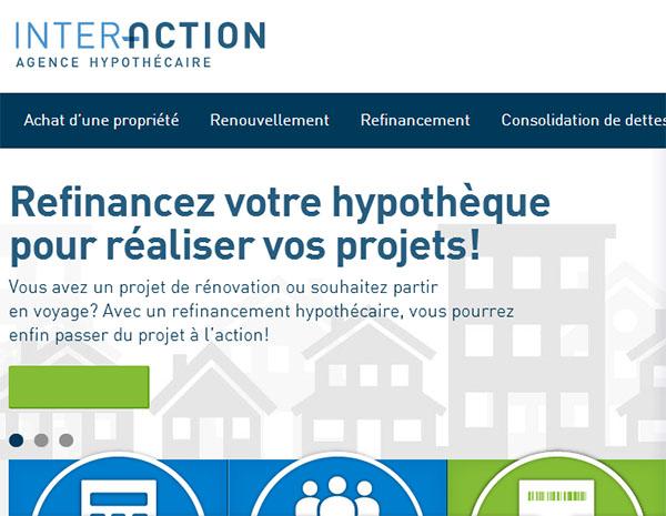 Inter Action Agence Hypothécaire En Ligne