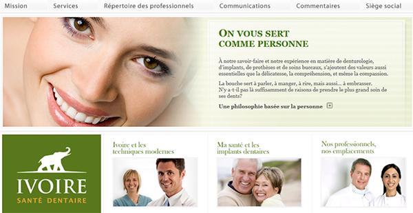 Ivoire Santé Dentaire En Ligne