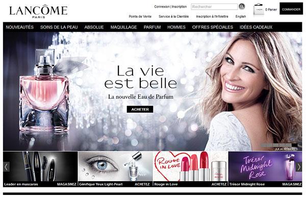 Lancôme Paris Boutique En Ligne