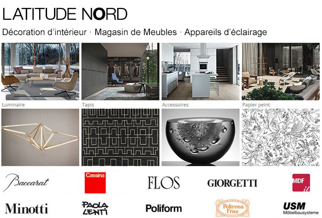 Latitude Nord Magasin De Meubles