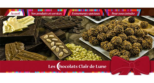 Les Chocolats Clair De Lune En Ligne