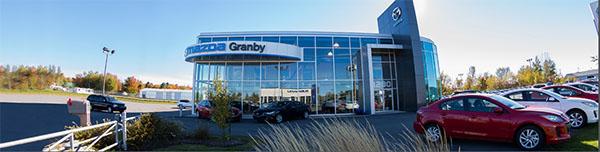 Mazda Granby En Ligne
