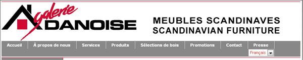 Meubles Galerie Danoise En Ligne
