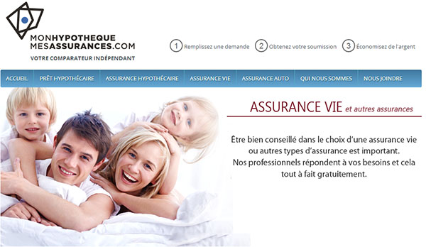 Mon Hypothèques Mes Assurances En Ligne