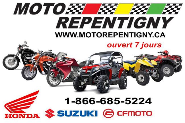 Moto Repentigny