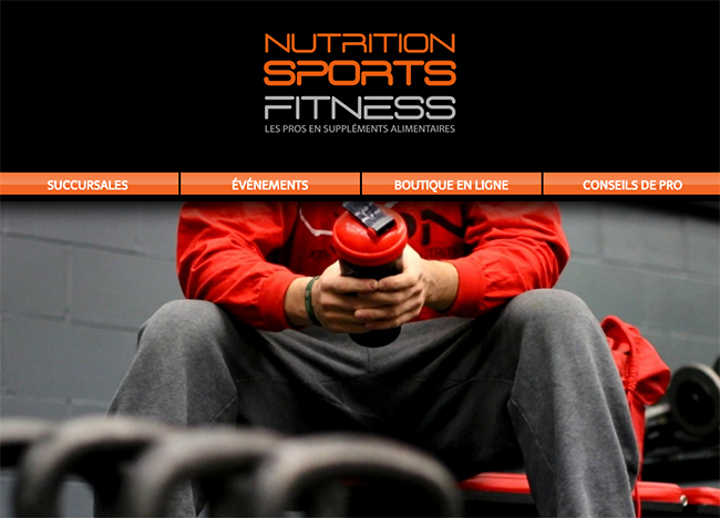 Nutrition Sports Fitness En Ligne