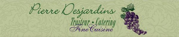 Pierre Desjardins Traiteur En Ligne