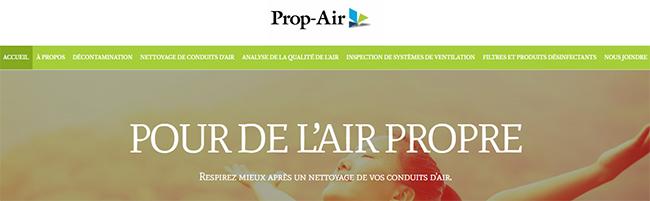 Prop Air En Ligne